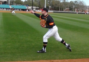 Mike Shawaryn struck out 10 more on Friday to Purdue.