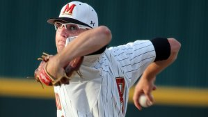 Mike Shawaryn pitched amongst college baseball's best this summer. (Photo: Alexander Jonesi)