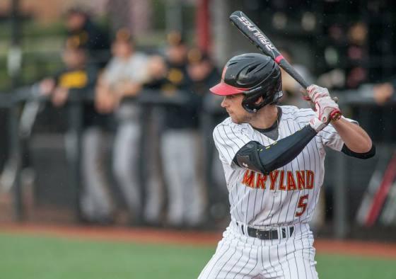 Brandon Lowe hit his conference-leading ninth home run of the season on Sunday.  (Photo: Alexander Jonesi)