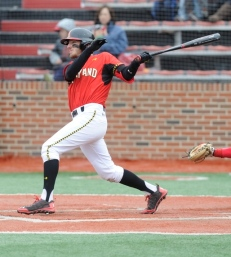 Blake Schmit is now playing with the Twins Single-A affiliate in Cedar Rapids, Iowa. (Photo Courtesy of Maryland Athletics)