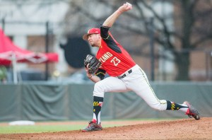 Drossner becomes the third Terp taken by the Brewers in the last four years. (Photo: Alexander Jonesi)