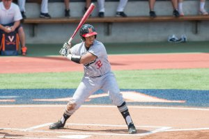 Martir led the Terps to the Super Regionals the last two years. (Photo: Alexander Jonesi)
