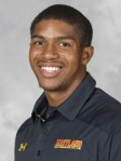 Outfielder/pitcher Jamal Wade