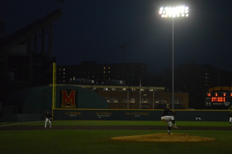 Terps LHP Sean Fisher
